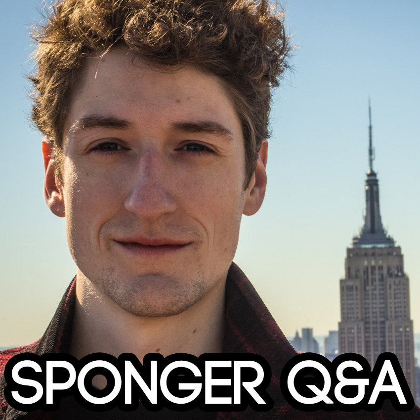 Matt Lees's Benefit Sponger Q&A